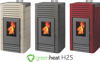 greenheat h25 200