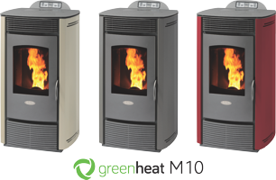 greenheat m10 200